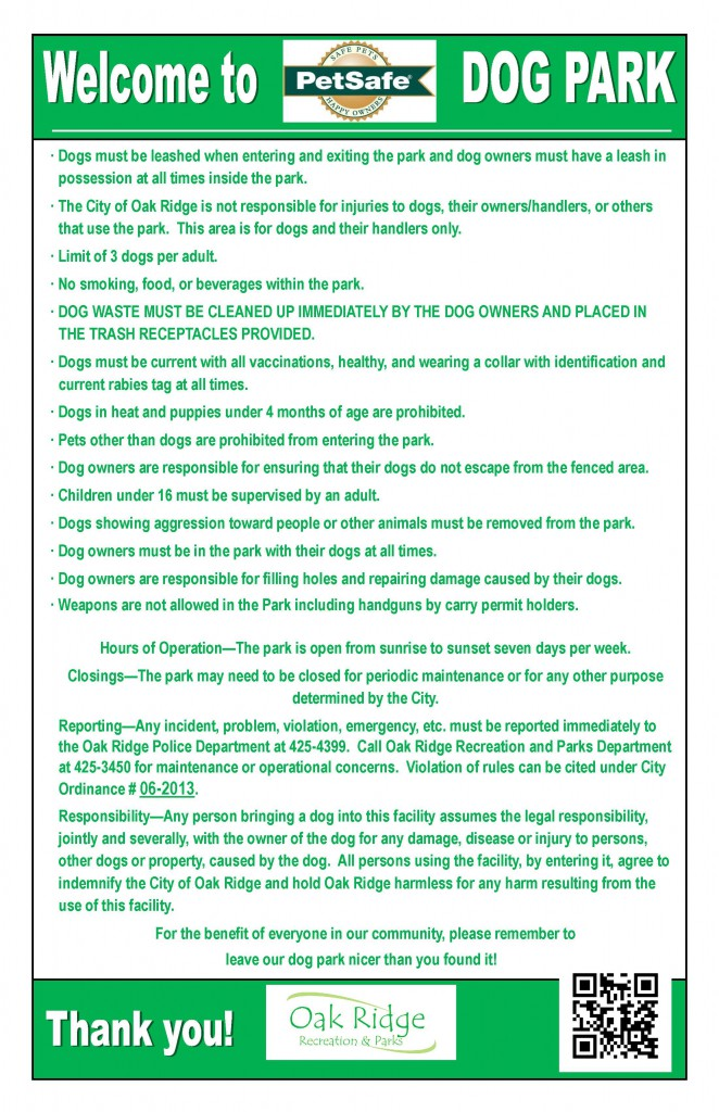 Dog-Park-Rules-Sign-Green
